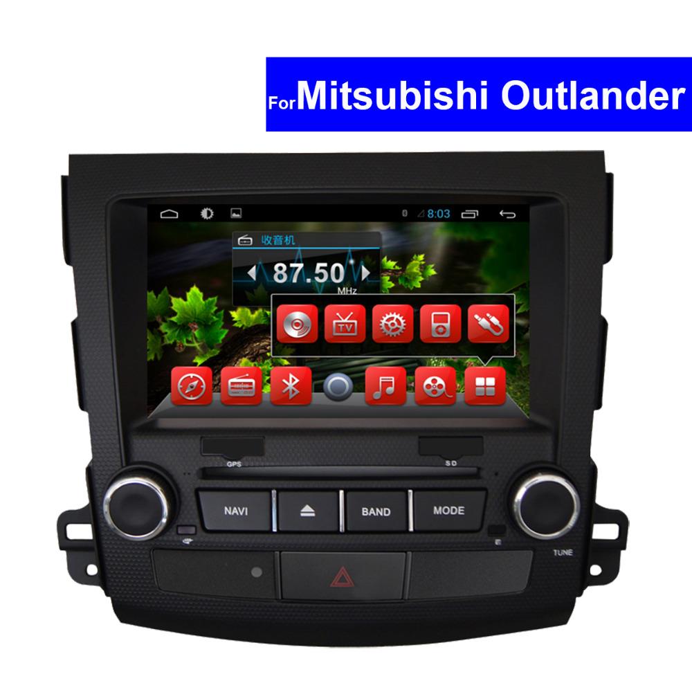 online kaufen gro handel mitsubishi outlander dvd navigation system aus china mitsubishi. Black Bedroom Furniture Sets. Home Design Ideas