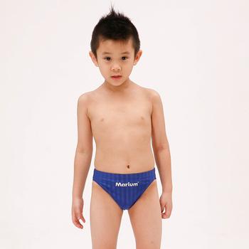 e8f1d54d19 Custom Logo Boys Swimwear Kids Triangle Swimsuit Racing Swimsuits ...