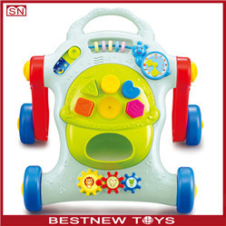 rc sport car toy steering wheel for car seat for kids