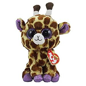 Buy Ty Beanie Boos Safari The Giraffe Glitter Eyes Metallic