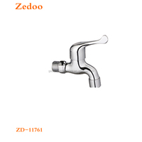 Fast selling W. Competitive Price Contemporary Garden Copper Single Handle Fast on Water Tap ZD11761