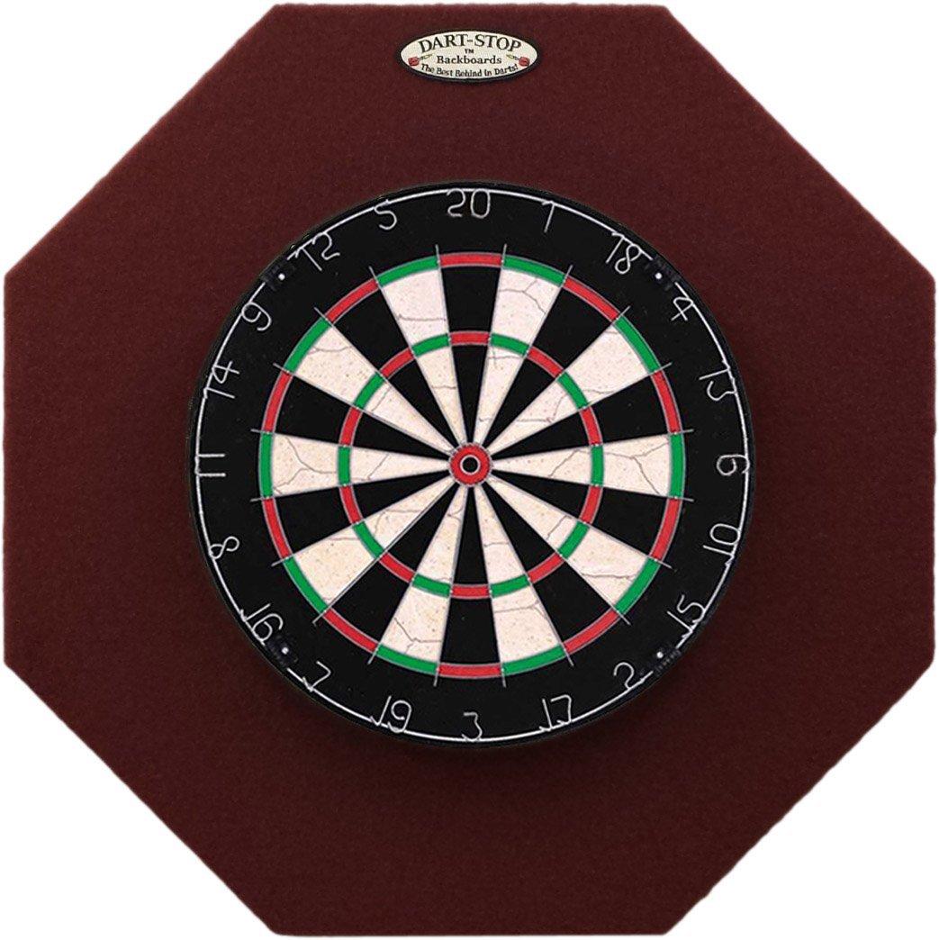 "29"" Professional Dartboard Backboard, Octagonal"