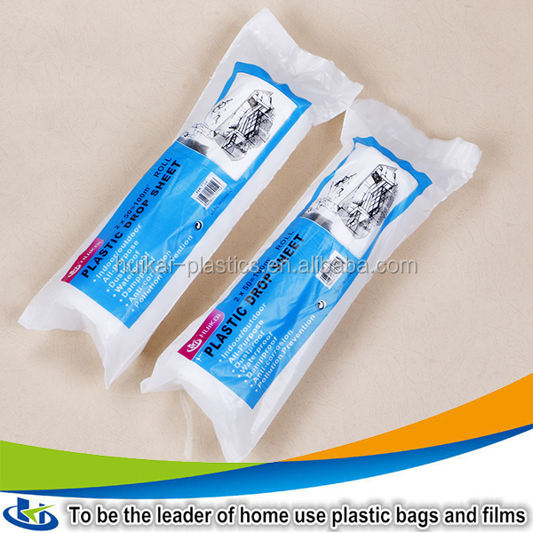 factory offer plastic pe protective drop cloth dust sheetcover film on roll buy plastic drop clothdust cover film product on alibabacom