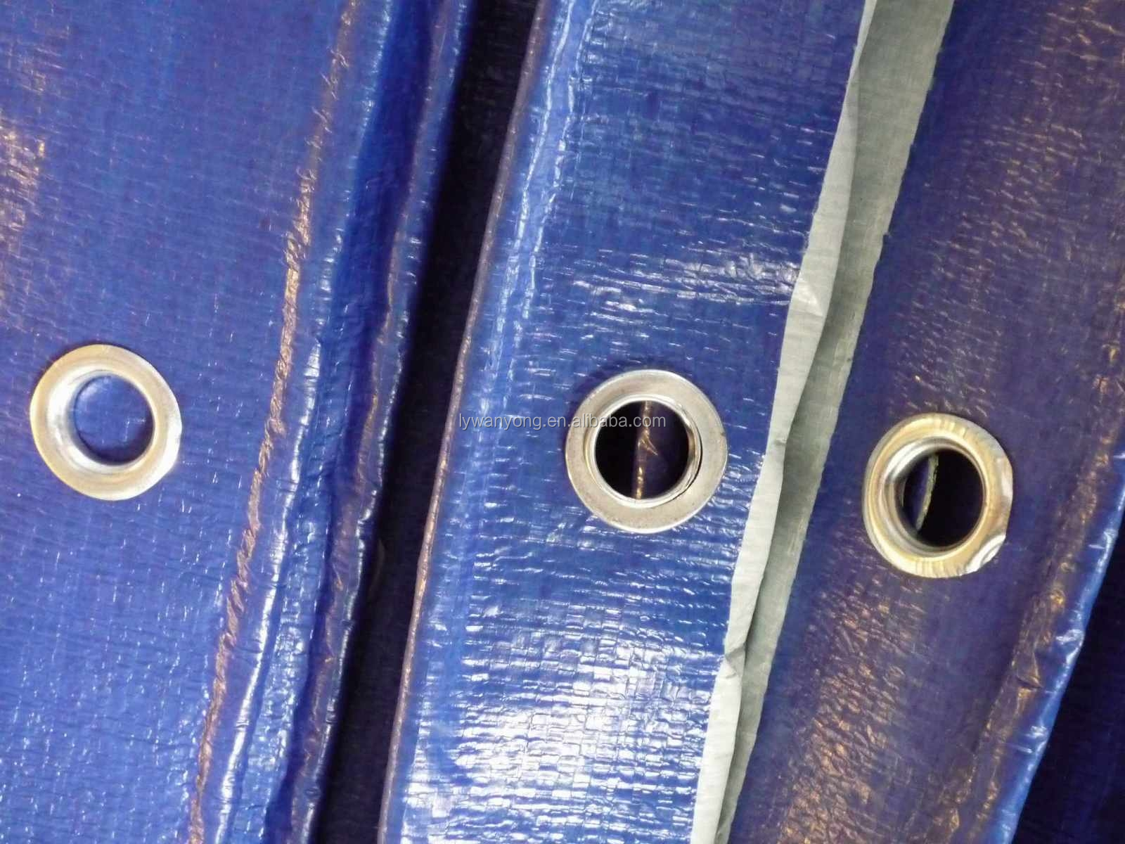 waterdichte vinyl zware vrachtwagen zeil handvat vinyl plastic