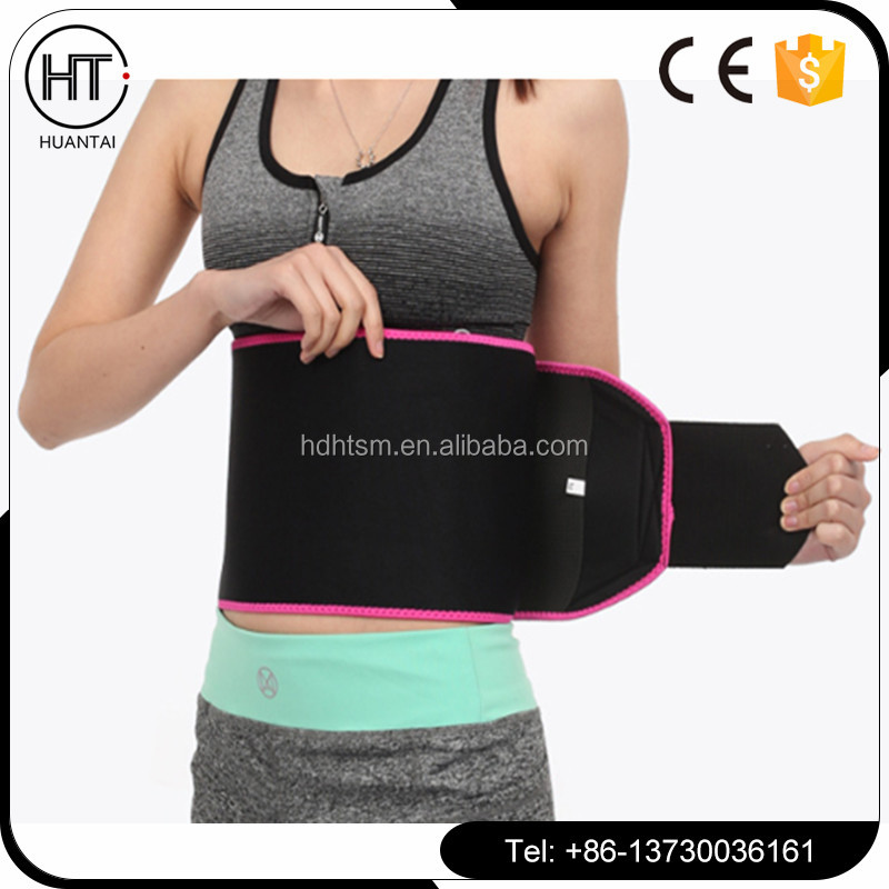 Waist trainer neoprene sexy women Slimming hot shapers belt as seen on TV
