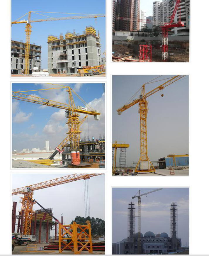Tower Crane Price Qtz63 5610 Boom Length 56m Prices Of Liebherr Cranes -  Buy Tower Crane Price,Qtz63 5610 Tower Crane,Prices Of Liebherr Cranes