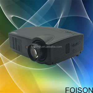 Stereo Audio and HDMI Port WIFI Live television 1080p high resolution home and education use projector with android OS