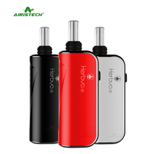 Airistech 2018 Herbva X best electronic bubblers quartz coil best vape atomizer wax pen 3 in 1 vaporizer