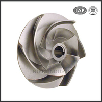 China good quality stainless steel water pump impeller