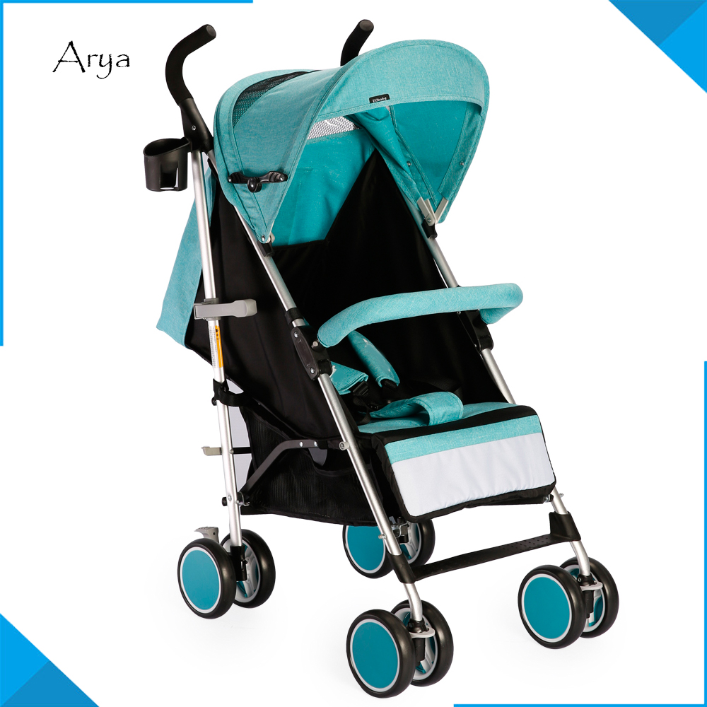New Design Modern multiple color luxury russian best baby stroller buggy thailand pictures with handle plastic child walker