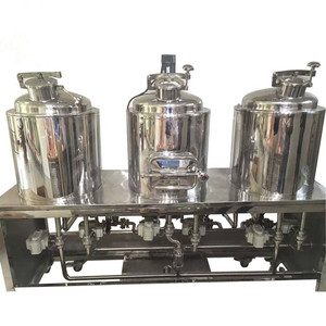 Restaurant craft brewhouse machine/micro beer brewing equipment 100L 200L 300L 500L