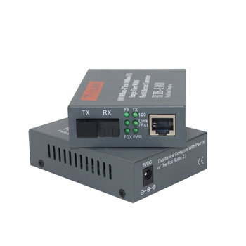 10/100/1000 M Ethernet fiber optic media converter Digitale Glasvezel Zender en Ontvanger