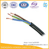 Multistrand Copper Wire H05VV-F 3g1.5mm2 Power Cords 3g1.0mm2