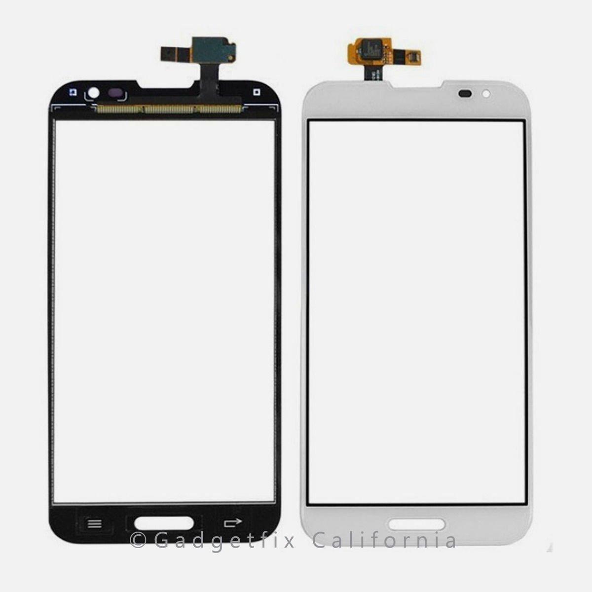 LG Optimus G Pro E980 E985 F240 White Touch Panel Lens Digitizer Screen Parts