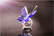 Promotional the greatest crystal figurine Christmas ideas gifts idea christmas