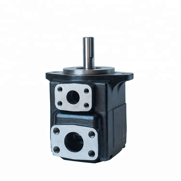 Parker Denison T6 T6C Vane Pump Hydraulic Pump For Marine-Machinery And Excavator Kawasaki T6DC Vane Double Pump Credit