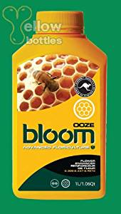 Ooze Bloom hydroponic / soil nutrients 2.5L/1q