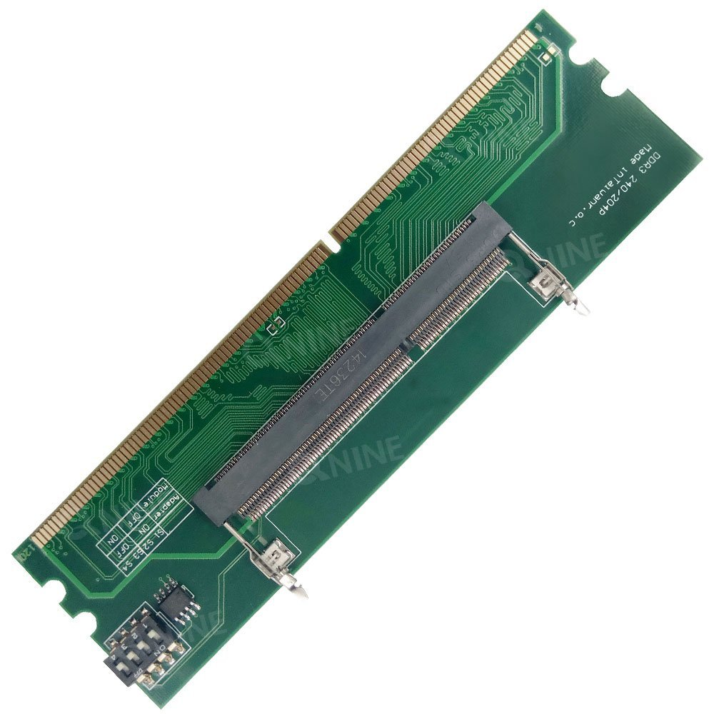 Cheap Ddr3 2 Dimm Find Deals On Line At Alibabacom Ram V Gen 4gb Pc 10600 12800 Memory Sodimm Ddr3l Notebook Laptop Get Quotations Qnine 204pin So To Desktop Internal Adapter Connector Converter