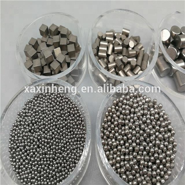 18g cc Tungsten shot alloy tungsten ball bulk on sale