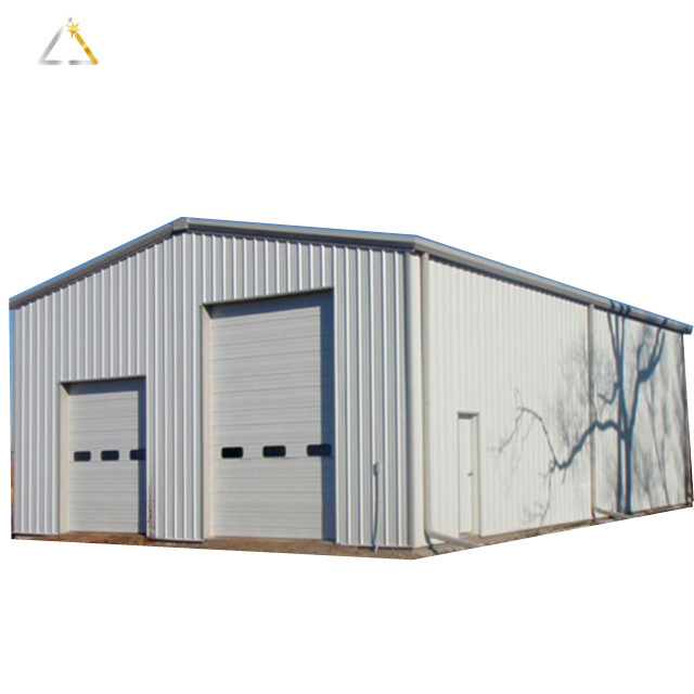 Prefab Mental Multifunctional Galvanized Steel Frame House