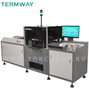 Termway LED Bulb Production Line/ LED Light PCB Board Assembly Line/ LED Assembly Line LED660 (Torch)
