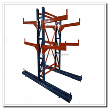 Chinese factory price heavy duty double arm cantilever battery storage rack