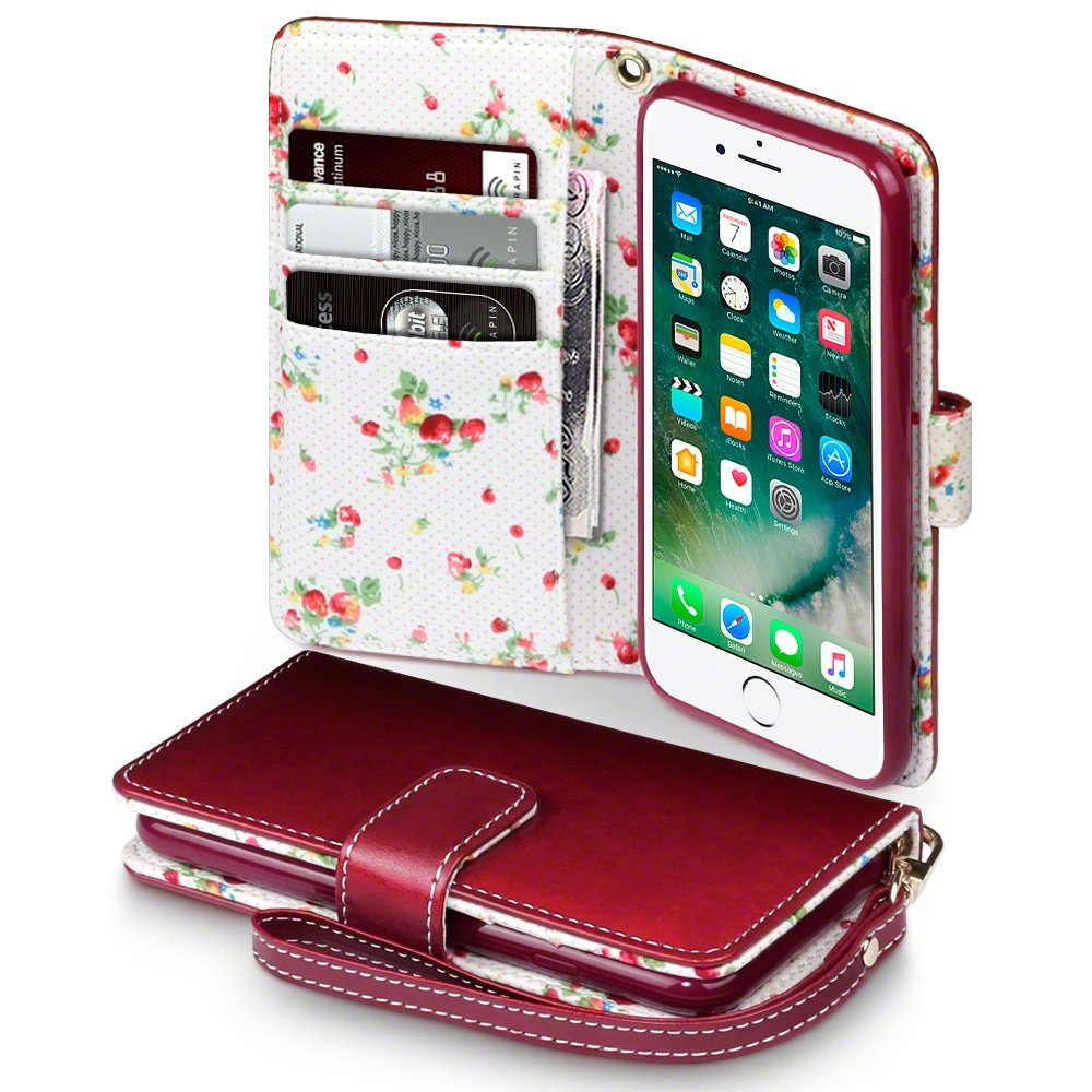 new products dc99d afe77 Cheap Cute Wristlet Wallet, find Cute Wristlet Wallet deals on line ...