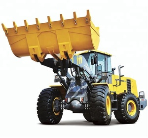 Competitive Price Professional ZL50GN XCMG 5t 3m3 wheel loader