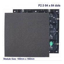 16x32 rgb full color smd 3 for 1 indoor led panel module Leeman Display P8 SMD p10 smd led display