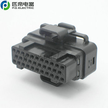 ford f series trucks wiring harnesses and connectors 32 pin female rh alibaba com Ford Wiring Harness Diagrams Ford OEM Wiring Harness