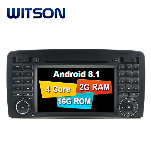 WITSON ANDROID 8.1 CHO MERCEDES-BENZ R CLASS W251 R280 R300 R320 R350 R500 2006-2013 ANDROID CAR DVD PLAYER TIÊN PHONG