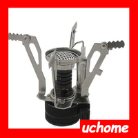 UCHOME Gas Camping Stove Gas-Powered Butane Propane Camping Picnic Stove Rated Power 3000W