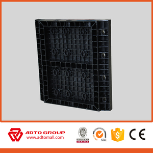 China supplier Wall Plastic Building Formwork system Plastic Formwork for Construction