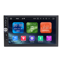 Plus récent Android9.0 7 Pouces 2Din Universel Voiture Audio Radio GPS avec 2 GRAMMES 16G ROM OBD DAB TPMS WIFI 3G etc WN7092S