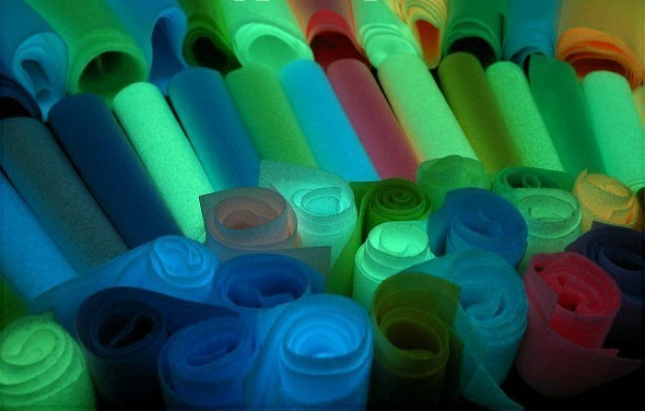 Image result for glow in the dark cotton