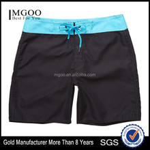17 Inch Short Leg Fit Mens Shorts 100 Polyester Swim Suit All Customize Logo Fabric Style Wholesale Beach Short