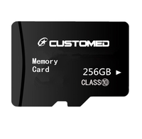 2019 Factory Cheap Prices Memory SD Card 16gb 32gb 64gb 128gb Class10 Fast With Plastic Box Package