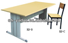 steel case chair and desk office school furniture