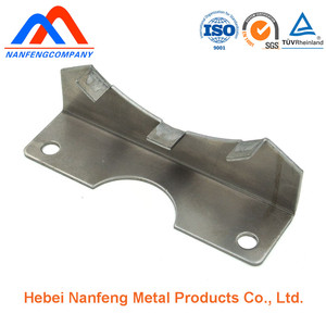 Sheet metal fabrication customized aluminum plates for solar panels, OEM service accepted