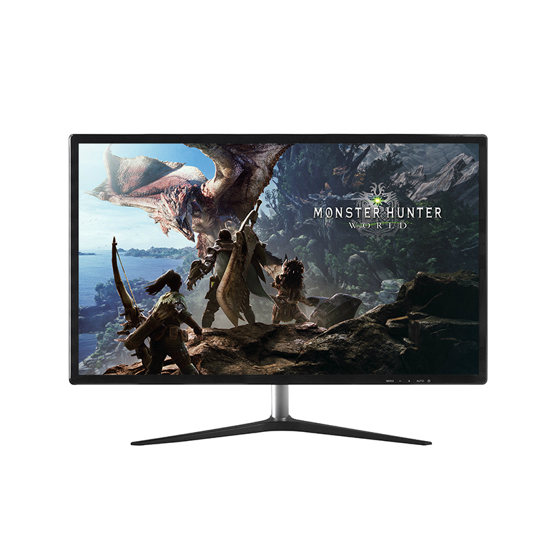 Popular model 24 inch fashion design 144hz gaming <strong>monitor</strong> with 12v