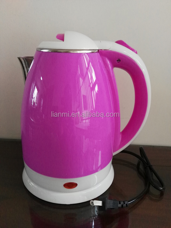 Wholesale high quality stainless steel 1.5/1.8L/2L ELECTRIC KETTLE