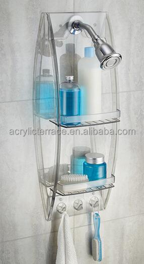 Acrylic Color Shower Caddy - Buy Laser Cut Wall Hanging Acrylic ...