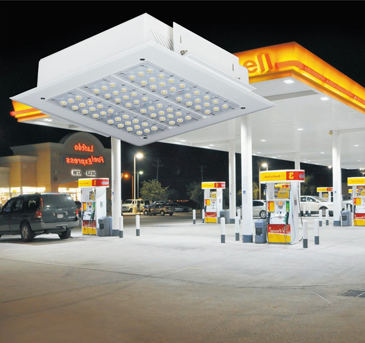 Aluminum Lamp Body Material And Ce,Rohs Certification Gas Station ...