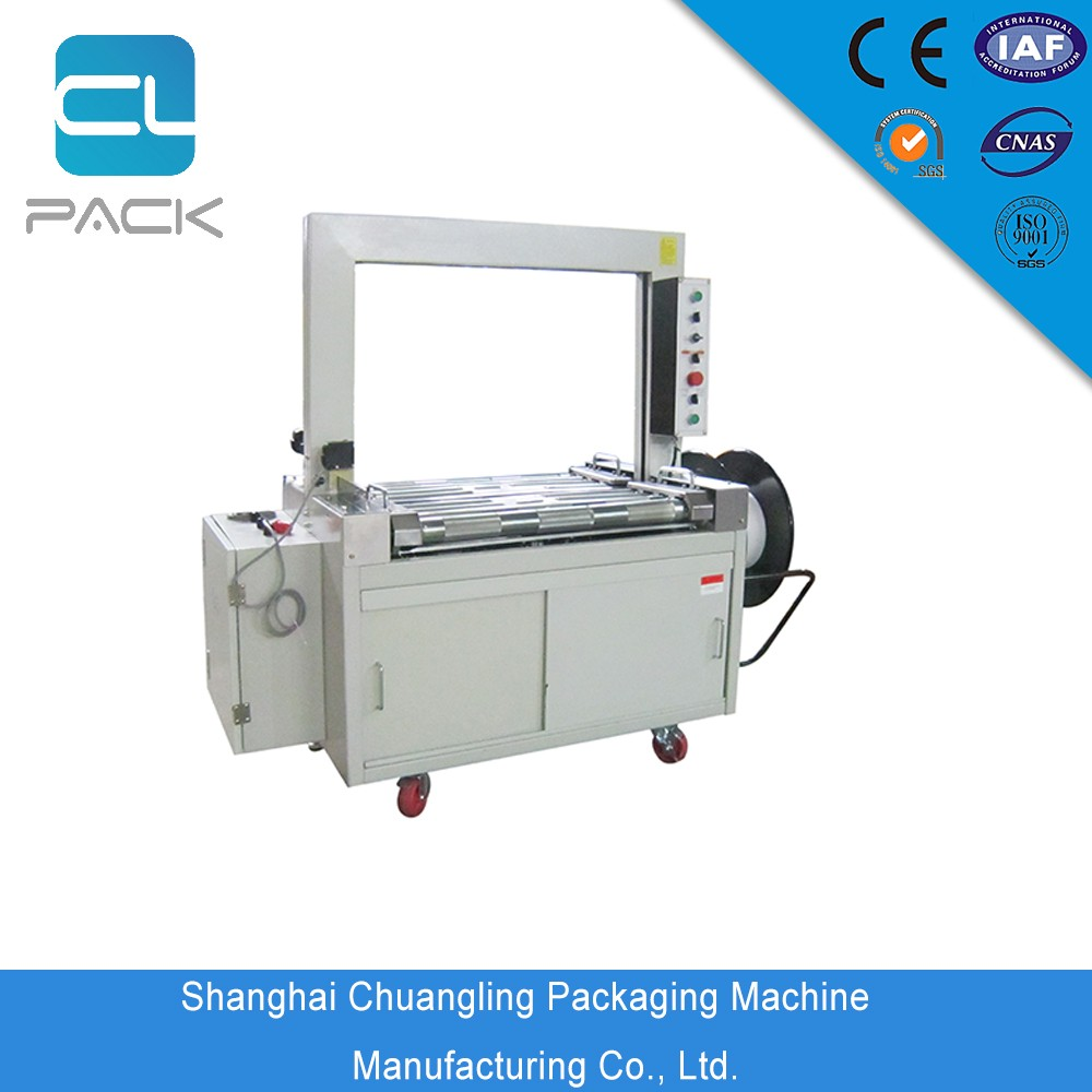 You Worth To Own Automatic Pp Tape Strapping Machine For Carton