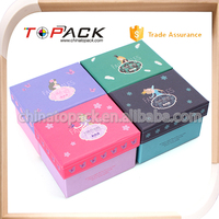 New style Good Price paper box for packaging cosmetic product for sale