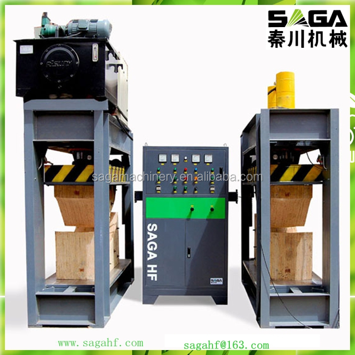 High Frequency Heating Hot Press Machine for Laminates & Plywood(YX80-SA)