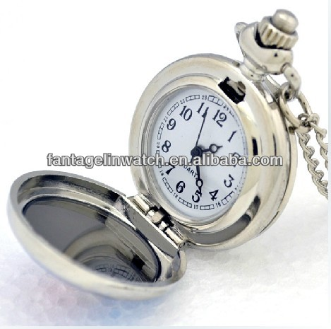 Fashion Necklace pocket watches lady