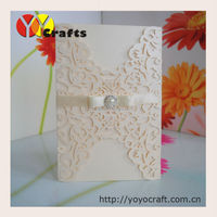wedding birthday party favors wedding invitation card Jinan foil paper for laser printing