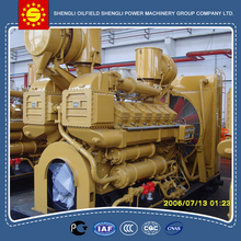 Wholesale china factory pyrolysis gas generator/Diesel engines