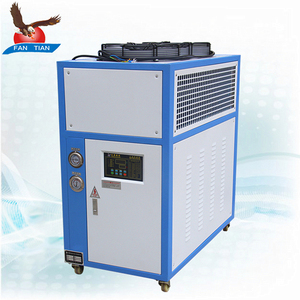 China Manufacturer 5 hp Air Cooled Water Chiller Price